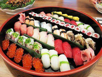 How long does sushi last?