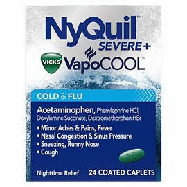 How long does nyquil last?