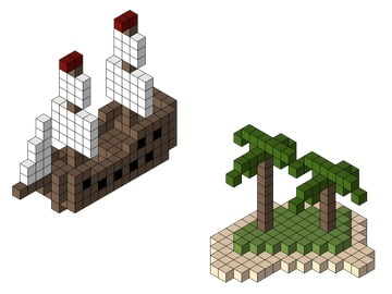 minecraft-blocks