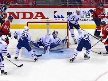 Professional-hockey-game-NHL